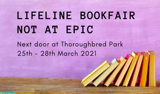 LifeLine Bookfair Not at EPIC