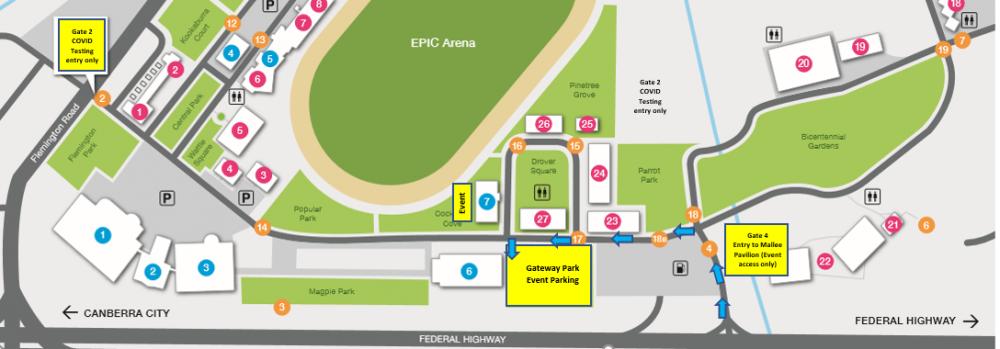 PARKING MAP EPIC 2021