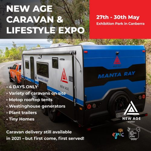 New Age Caravan and Lifestyle Expo
