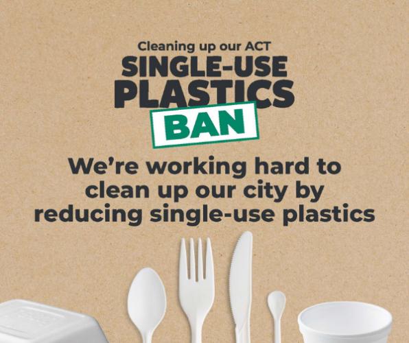 Single-use plastics
