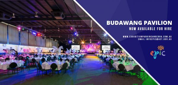 Budawang Pavilion - EPIC website
