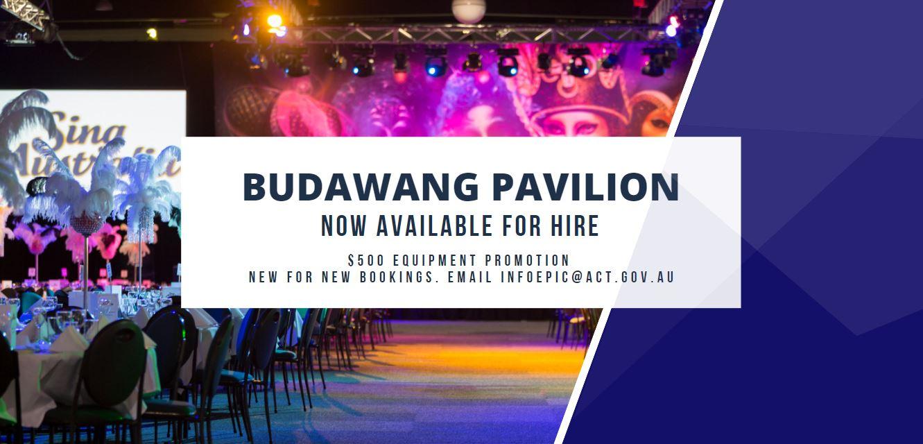 Budawang Pavilion - promotion