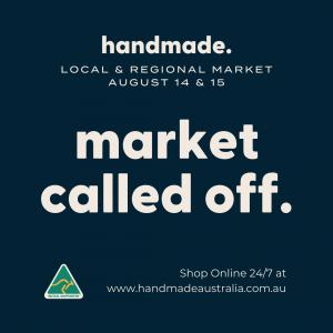 Handmade Markets Cancelled